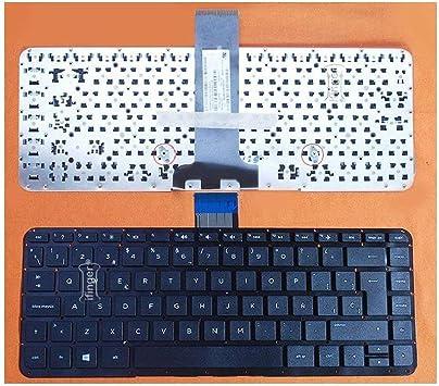 IFINGER Teclado español para HP Compaq Envy 14-u185la J2N40LA ...