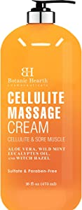 Free BOTANIC HEARTH Cellulite Massage Cream...