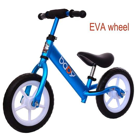 CHRISTMAD Baby Balance Bicicletas Bicicleta Niños Caminante 2-5 ...