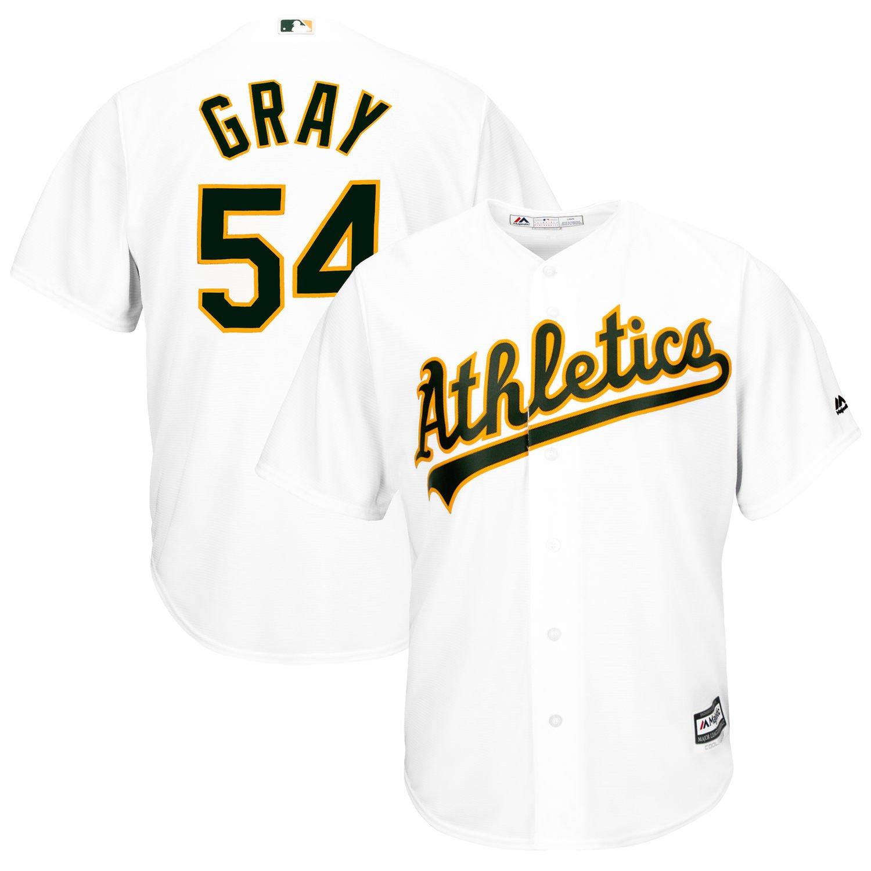 innovative design 510a6 85ee3 Amazon.com: Outerstuff Sonny Gray Oakland Athletics White ...