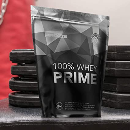 Prozis 100% Whey Prime 2.0, Natural - 400 gr