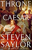 img - for The Throne of Caesar: A Mystery of Ancient Rome (Novels of Ancient Rome) book / textbook / text book