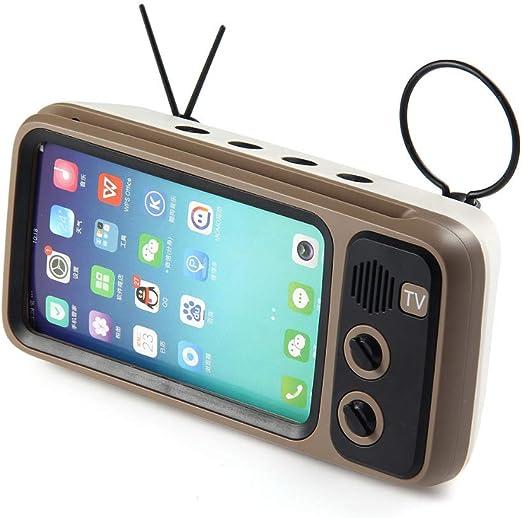 SQY Classic Bluetooth Speaker Retro Mini TV Audio Soporte TF ...