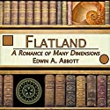 Flatland Audiobook by Edwin A. Abbott Narrated by Peter Delloro