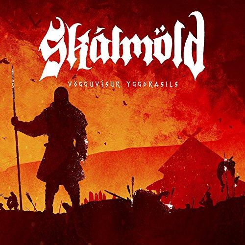 CD : Skalmold - Vogguvisur Yggdrasils (2 Disc)
