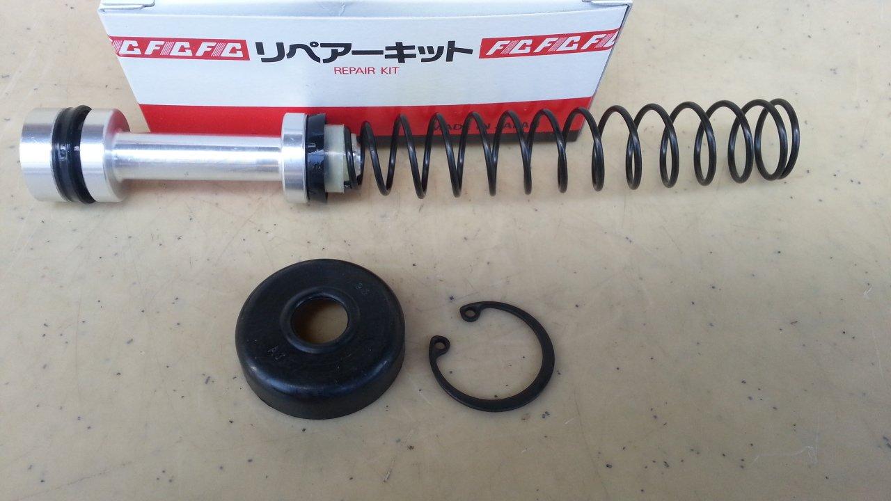 Kit de reparación de cilindro maestro de embrague 13/16 fr6117 Isuzu 4HF1 4BE1 NKR NPR elfo: Amazon.es: Coche y moto