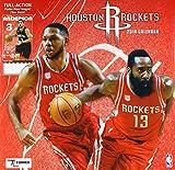 Houston Rockets 2018 Calendar