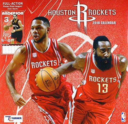 Houston Rockets Record 2018: Houston Rockets Calendars