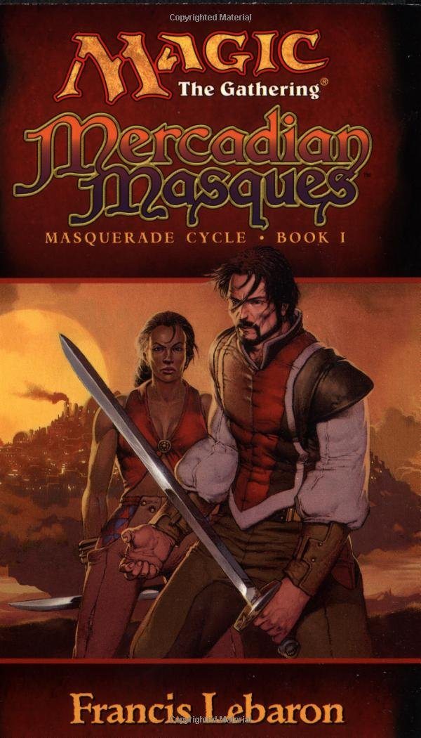 Mercadian Masques  Masquerade Cycle Book I