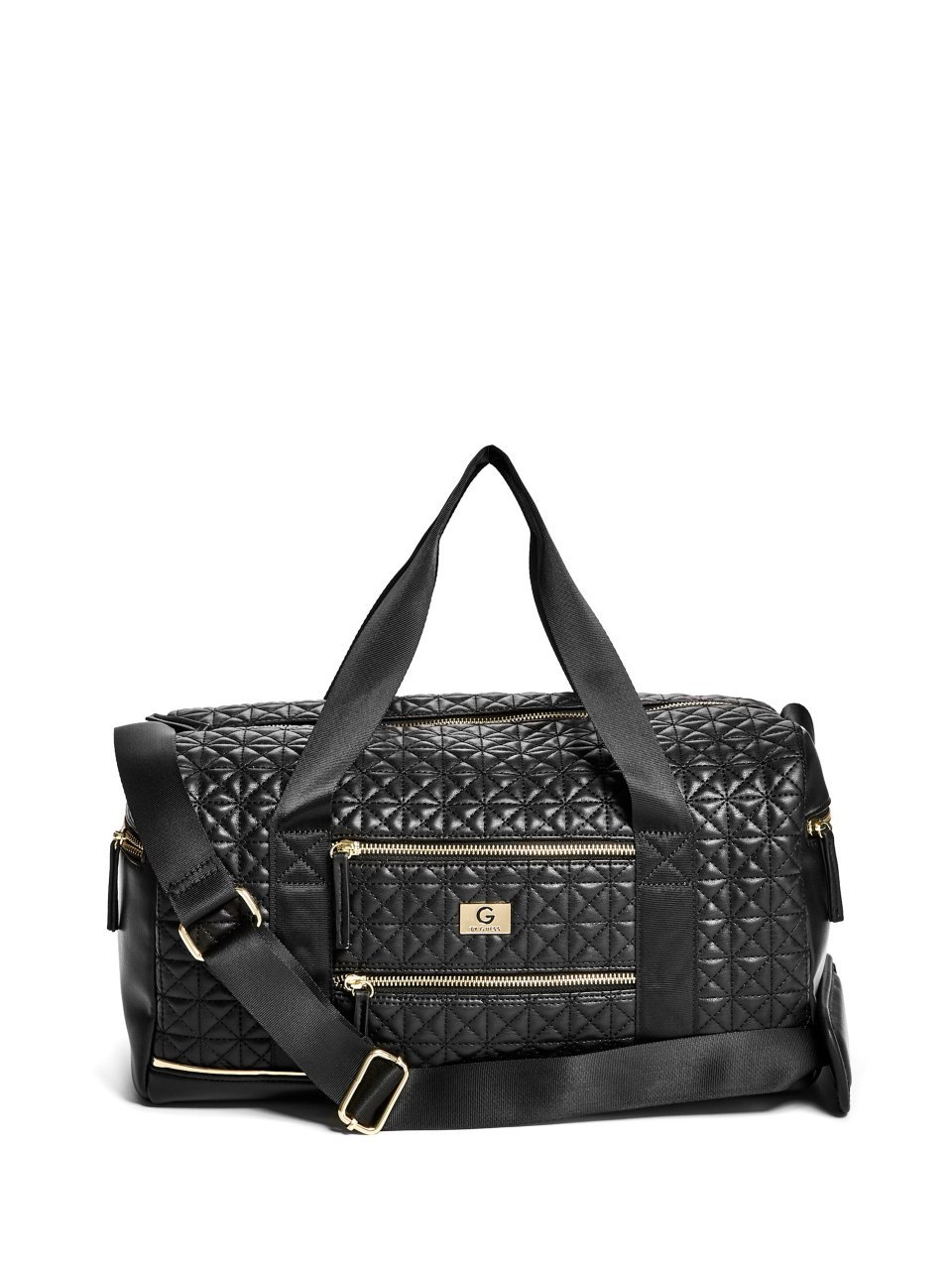 G by GUESS Women's Omerica Quilted Duffle Bag
