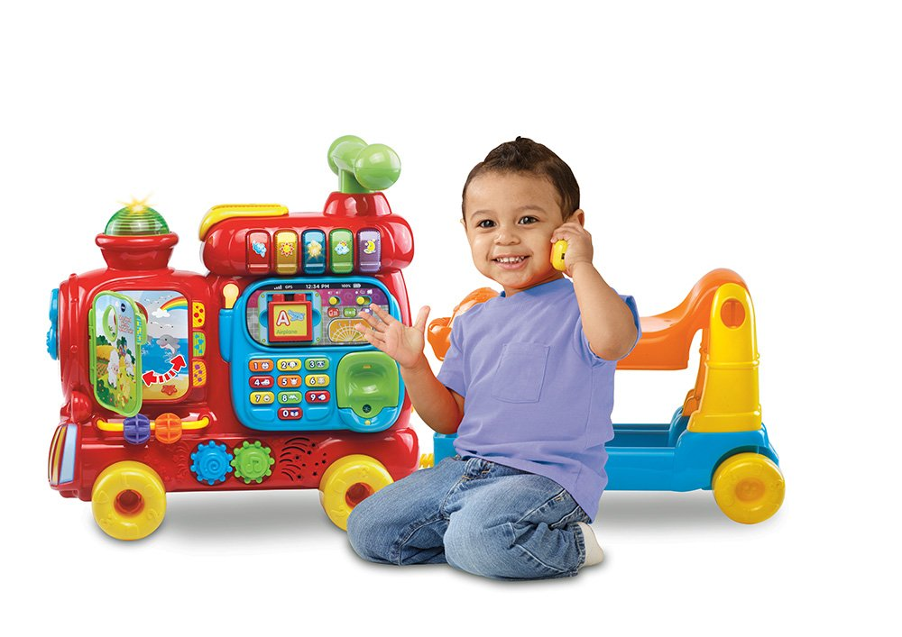 VTech Sit-to-Stand Ultimate Alphabet Train by VTech (Image #3)