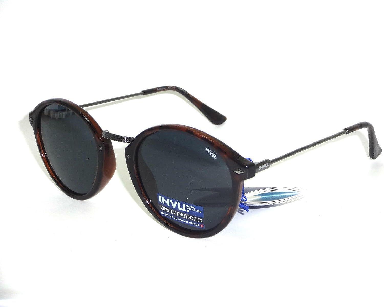 Gafas de sol polarizadas INVU B 2639 B Marrón polarizadas 100% UV ...