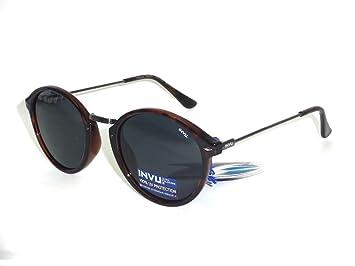 Gafas de sol polarizadas INVU B 2639 B Marrón polarizadas 100% UV Block Sunglasses Polarized