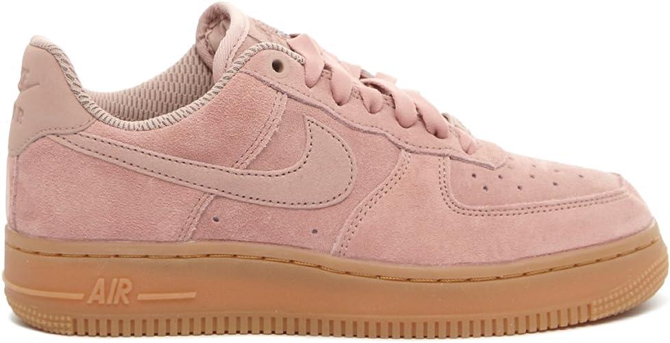 Nike Wmns Air Force 1 ´07 Se Donna Uomo Mushroom