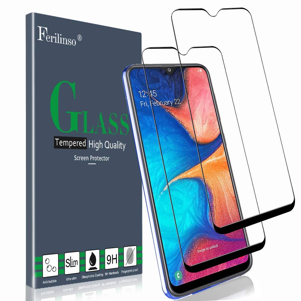Vidrio Templado Samsung A20 [2un.] FERILINSO