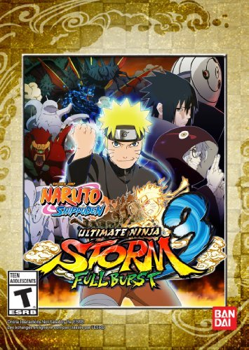 Ultimate Ninja Storm 3 Character Costumes (Naruto Storm 3: Full Burst [Online Game Code])