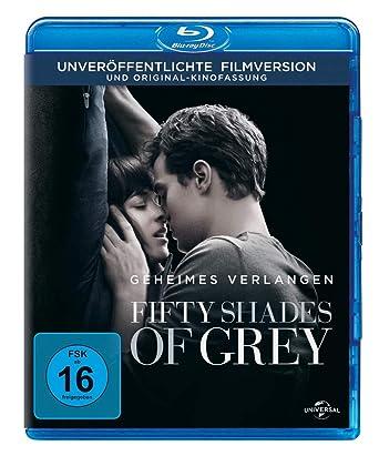 Fifty Shades Of Grey Geheimes Verlangen Blu Ray Amazonde