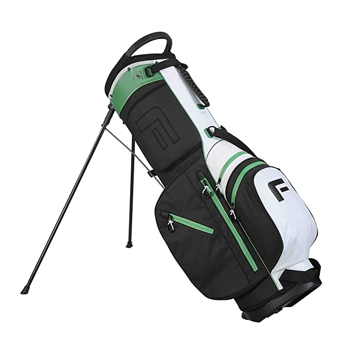 Forgan golfdry impermeable 14-way soporte bolsa, Negro ...