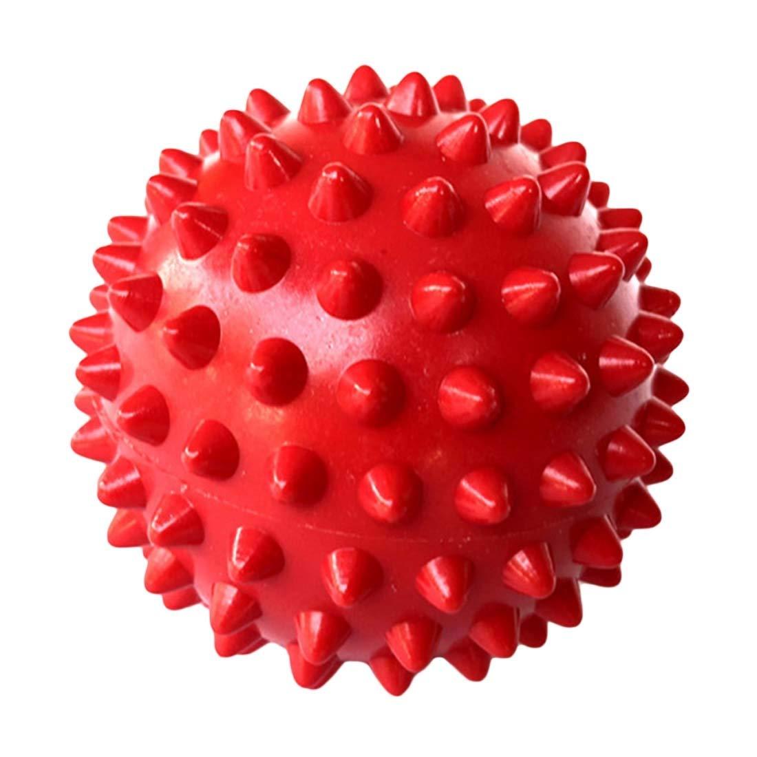 YOGINGO PVC-Hand-Massage-Ball PVC-Sohlen-Igel Sensory-Training den Ball Griff Tragbare Physiotherapie-Ball