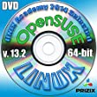OpenSuse 13.2 Linux DVD 64-bit Full Installation Includes Complimentary UNIX Academy Evaluation Exam