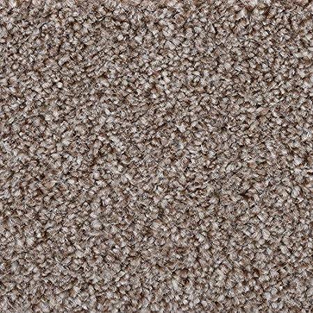 zugeschnittener Bodenbelag gem/ütliche Teppichfliesen weiche /& strapazierf/ähige Auslegeware Velours-Teppichboden in Grau Teppich Langflor in der Gr/ö/ße 300x400 cm