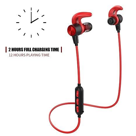 Origem 12 Horas Auriculares Bluetooth 4.1 IPX5 Impermeable Deportivos Cascos Inalambricos Estéreo APTX Ruido De Cancelación