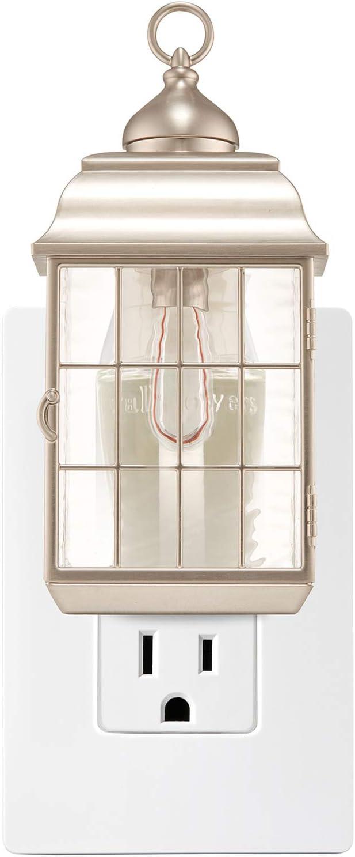 Bath and Body Works Traditional Lantern Nightlight Wallflowers Fragrance Plug.