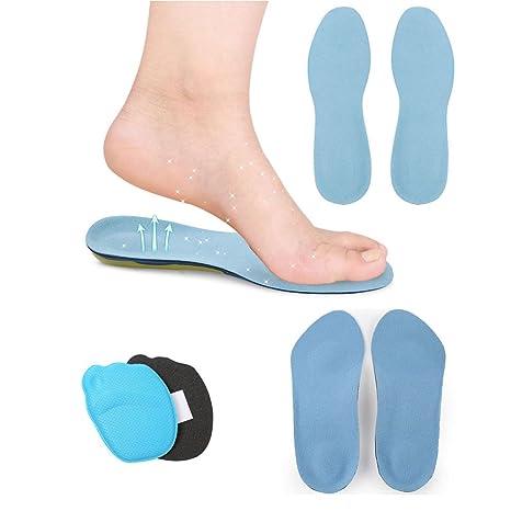 Amazon.com: Tcare – 1 Juego de plantillas de zapatos ...