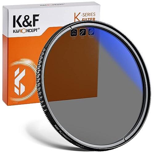 K&F Concept CPLフィルター