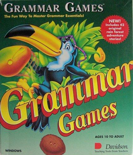 Grammer Games ~ the Fun Way to Master Grammar Essentials!