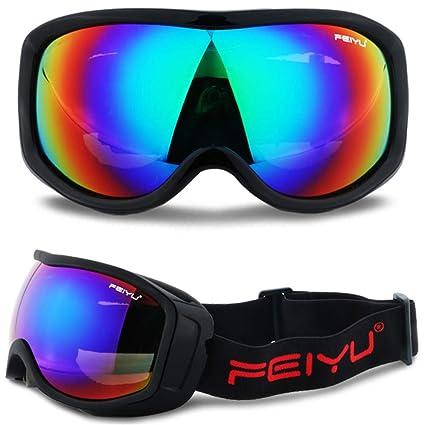 bd4beeb26bd Amazon.com  TSenTr Polarized Sunglasses Glasses - Ski Snowboard ...
