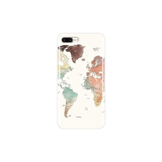 coque iphone 6 voyage carte
