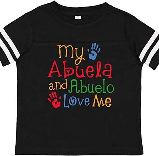 My Grandpa in New Mexico Loves Me Toddler//Kids Short Sleeve T-Shirt