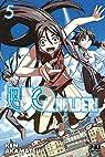 UQ Holder!, tome 5 par Akamatsu