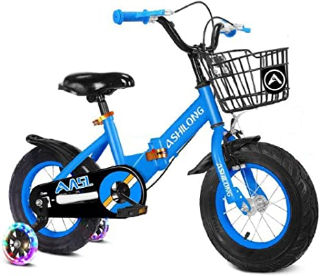 K-G Bicicleta Infantil Plegable de los niños en Bicicletas Tamaño ...