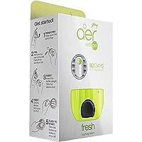 Godrej aer click, Car Air Freshener Refill Pack - Fresh Lush Green (10g)