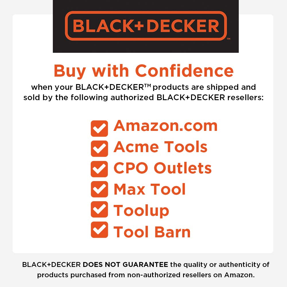 BLACK+DECKER BDERO100 featured image 7