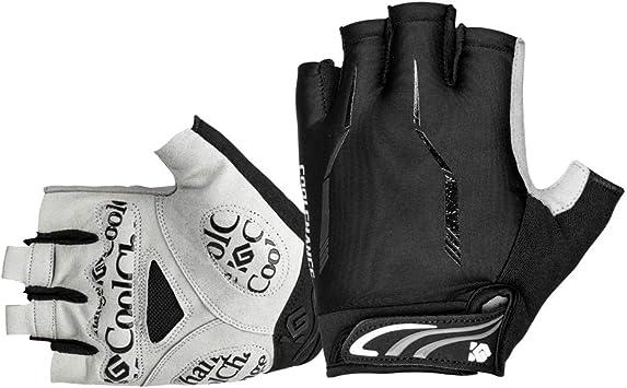 Cycling Bike Half Finger Gloves SBR Shockproof Breathable MTB Bicycle Gloves