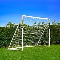 FORZA - wetterfestes Fußballtor 2,4 x 1,8 m [Net World Sports] (1. Forza...