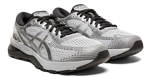 ASICS Gel-Nimbus 21 Platinum Men s Running Shoes