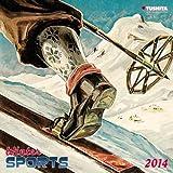 Winter Sports 2014 (Media Illustration)