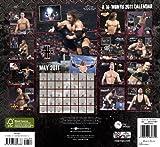 2011  WWE  Wall Calendar