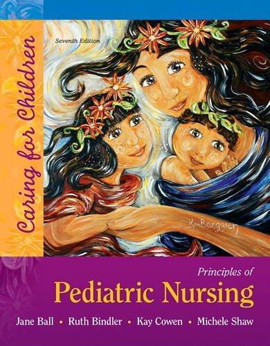 Prin.Of Pediatric Nursing