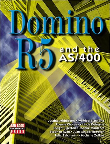 Domino R5 and the As/400
