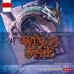 Das verlorene Erbe (Wings of Fire 2)