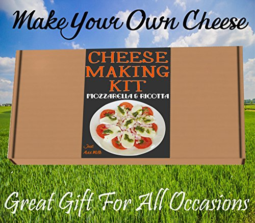make your own cheese kit - 5