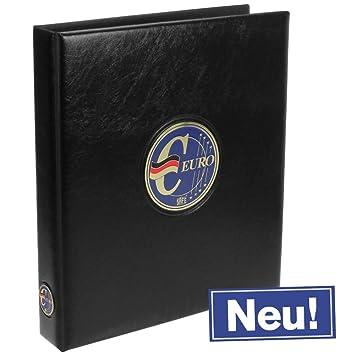 Münz Album Münzenalbum Für Alle Deutschen Euro Münzen 2016 In