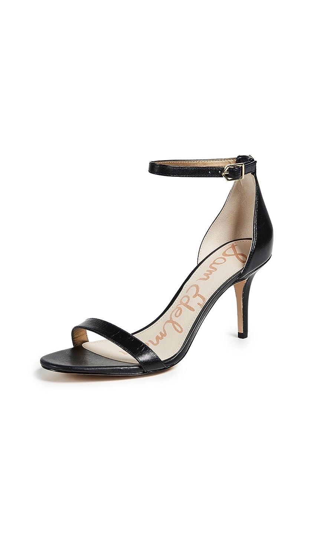 Sam Edelman Women's Patti Dress Sandal B01N5RJ3NM 4.5 B(M) US Black