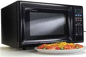 Amazon Com Dometic Cdmw12b Black Spacesaver Microwave