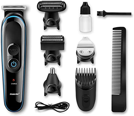 HIZLJJ Clipper Recargable Cable/Inalámbrico Haircutting y Kit de ...